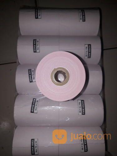 Kertas Kasir Ncr 2ply 75x60mm (Rangkap Dua) (17840263) di Kota Jakarta Timur