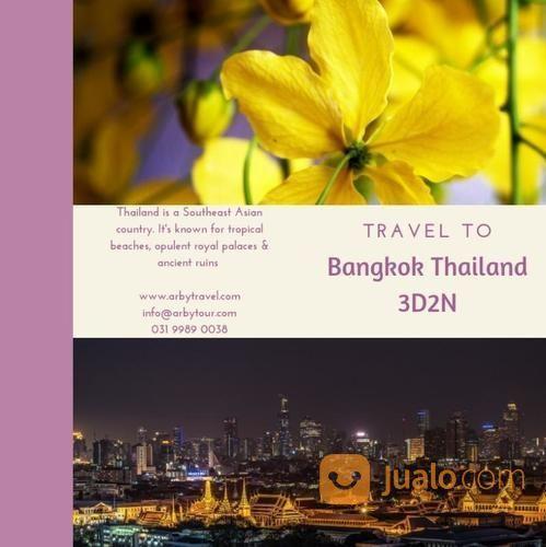PAKET WISATA BANGKOK THAILAND 3H2M (17846751) di Kab. Sidoarjo