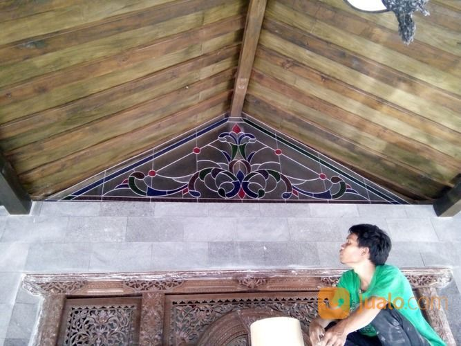 Kaca Patri/Stained Glass Indonesia (17852191) di Kab. Sleman
