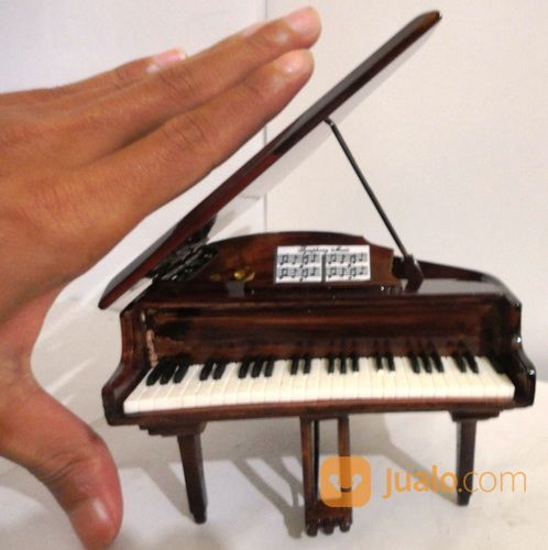 Miniatur Grand Piano Special Brown (17886807) di Kab. Madiun