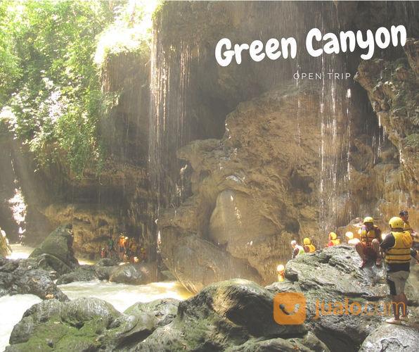 OPEN TRIP GREEN CANYON PANGANDARAN (17891579) di Kota Bekasi