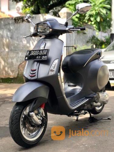 Vespa Piaggio 150cc Thn 2015 Mulus (17924263) di Kota Jakarta Selatan