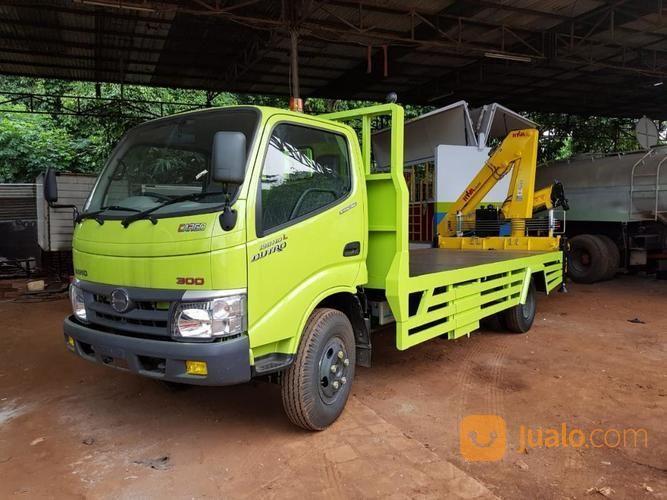 Hino Dutro Crane 3 Ton Ready Stock (17938911) di Kota Jakarta Utara