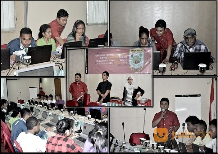 Kursus Kilat Komputer Desain Les Ms Office Privat Photoshop Corel Ilustrator Indesign Video Edit Dll (17967179) di Kota Jakarta Timur