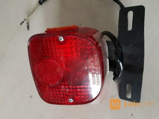 Lampu Stopan Set Suzuki Ts100 Komplit Braket (17983627) di Kab. Jember