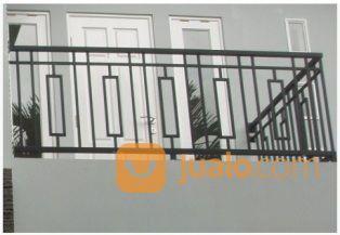 Railing Balkon Minimalis Kab Badung Jualo