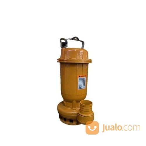 Harga Termurah Pompa Celup Air Kotor / Kolam Ikan Sewage Pump 1100watt 2in 380V