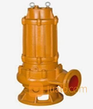 Pompa Celup Air Kotor Submersible Water Pump Maxpump 380V 2inchi 1500watt Sewage Pump
