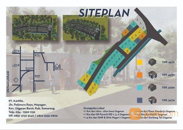 Miliki Hunian Modern, Nyaman, Dan Asri Di Kota UNGARAN (18013099) di Kab. Semarang