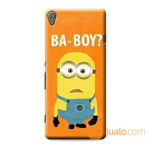 Ba bay minion sony xp casing handphone 18037059