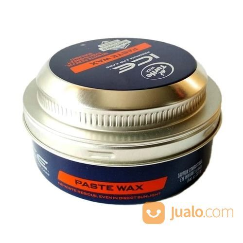 Turtle Wax Ice Paste Wax / Ice Premium Car Care Paste Wax T-465R 227g