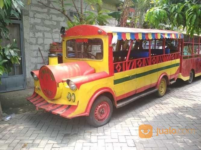 Mobil Odong Odong Bekas Mobil Kereta Wisata Bekas 2 Unit 1 Paket Kab Tangerang Jualo