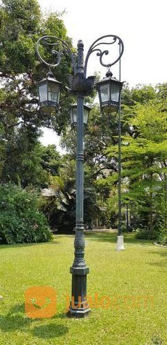 Tiang Lampu Pju Dan Taman Antik Kab Klaten Jualo