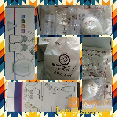 Pompa asi elektrik po perlengkapan anak dan bayi perlengkapan ibu bayi 18103683