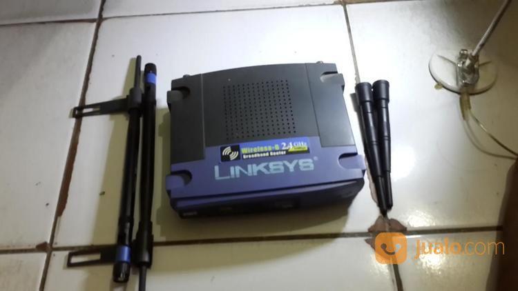 Wireless Linksys (18116011) di Kota Jakarta Utara