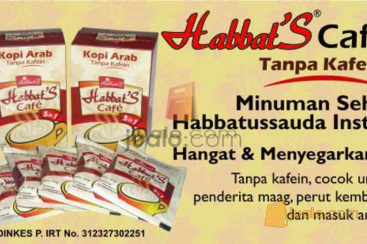 Habbat S Cafe Minuman Sehat Pengganti Kopi Yogyakarta Jualo