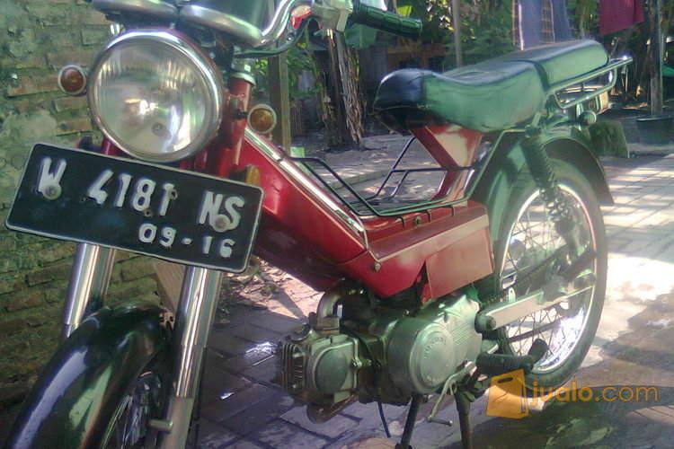 Di jual sepeda motor Fukuda Kab. Sidoarjo Jualo