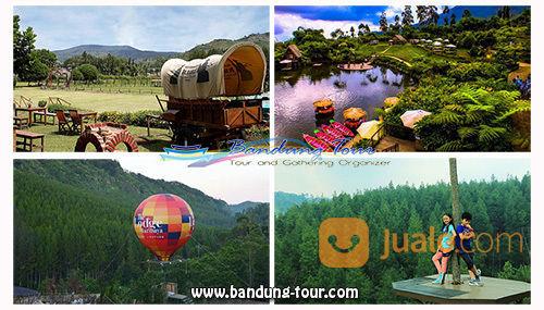 Paket Tour Lembang, Jakarta Bandung 3 Hari 2 Malam (18156795) di Kota Bandung