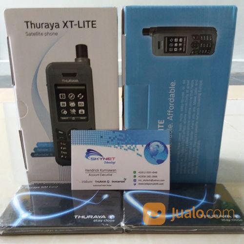Telepon Satelit Thuraya XT Lite Terlaris Dan Jaringan Luas (18164315) di Kota Jakarta Selatan