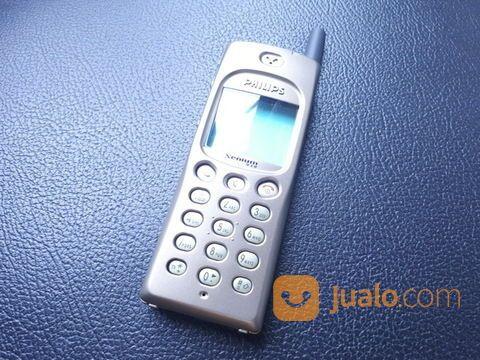 Casing Handphone Philips Xenium 939 Jadul New Fullset Original Langka (18168263) di Kota Jakarta Pusat