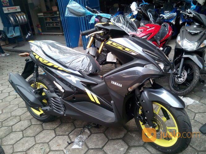 Yamaha Aerox 155 VVA 2018 Baru / New (18172039) di Kota Jakarta Selatan