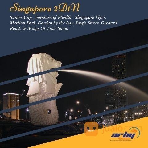 PAKET WISATA SINGAPORE 2D1N (18173907) di Kab. Sidoarjo