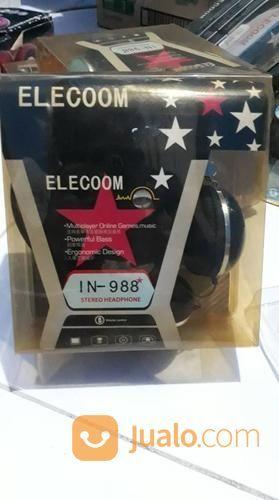 Elecoom In 988 Headset Retro Mirror Audio (18261699) di Kota Depok