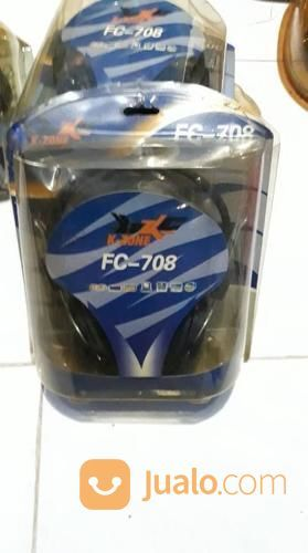K Zone FC 708 Headset (18261831) di Kota Depok