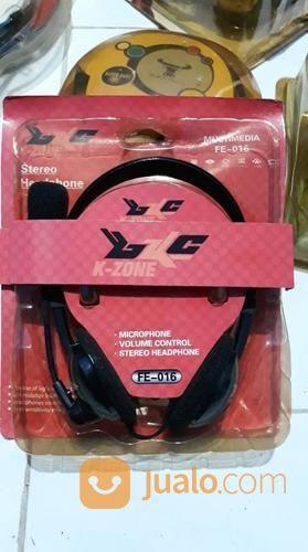 K Zone Headset FE 016 (18261899) di Kota Depok
