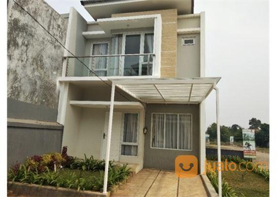 Rumah Murah Cluster Mewah Fasilitas OK Wah DP 0 Bekasi Jatiasih (18262283) di Kab. Bandung Barat
