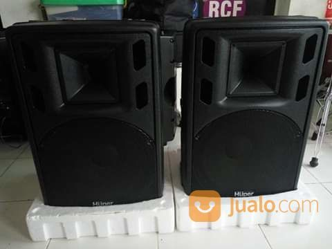 Peaker huper ha400 or speaker sytem dan sound system 18273975