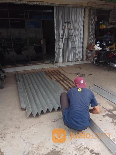 Bngkel Reparasi Pintu Rollingdoor Garasi Jakarta Selatan, Barat, Pusat (18306643) di Kota Jakarta Selatan