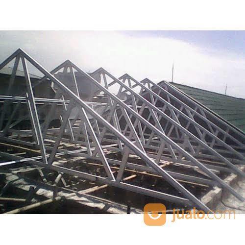 Rangka Atap Rumah Canopy Bandung Kanopi Baja Ringan Kab Bandung Jualo