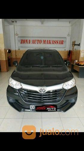 9.000 KM Toyota Avanza E MT 2016/2017 (18313135) di Kota Makassar