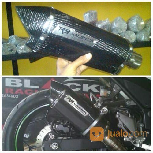 Knalpot Racing Ninja 250, Cbr 250 Slip On Carbon Cavlar (18314207) di Kota Depok