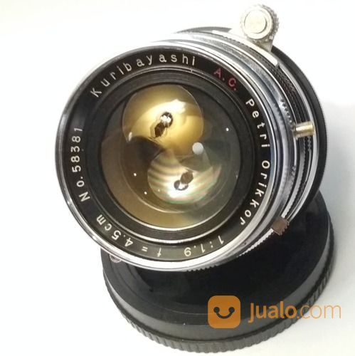 Lensa manual petri or lensa kamera 18314891