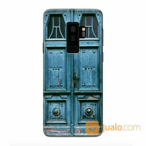 Vintage Door Samsung Galaxy S9 Plus Custom Hard Case (18317019) di Kota Bekasi