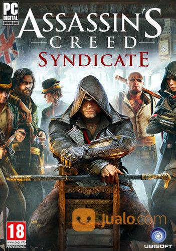 Game Pc Assassin's Creed Syndicate Full Autorun Instal Mudah (18320103) di Kota Bandung