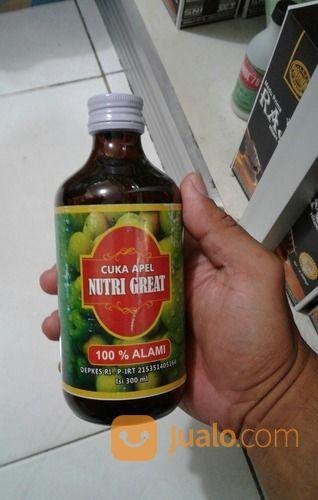 Cuka apel nutri great nutrisi dan suplemen 18332027