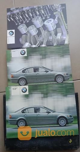 Manual Book BMW, Civic, Altis, Honda CRV, Jazz, Corolla (18337455) di Kota Jakarta Timur
