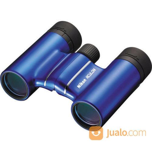 Teropong Nikon ACULON T01 8x21 Blue (18338879) di Kota Jakarta Barat