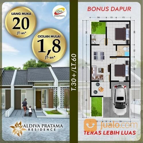 REAL CLUSTeR DI PADALARaNG HARGA PERDANA DAN MASiH PROMO DEKeT KOTA BARU (18344611) di Kota Bandung