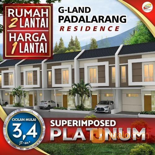 SANGaT JARaNG RUMaH DUA LANTaI HARGA SATU LANTaI Di CLUSTeR PADALARANG (18344847) di Kota Bandung