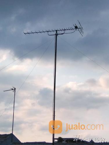 PASANG ANTENA TV UHF DI JAGAKARSA