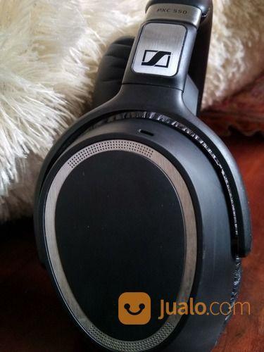 Sennheiser Headphone Wireless PXC 550 Noise Adaptive Cancellation (18354519) di Kota Malang