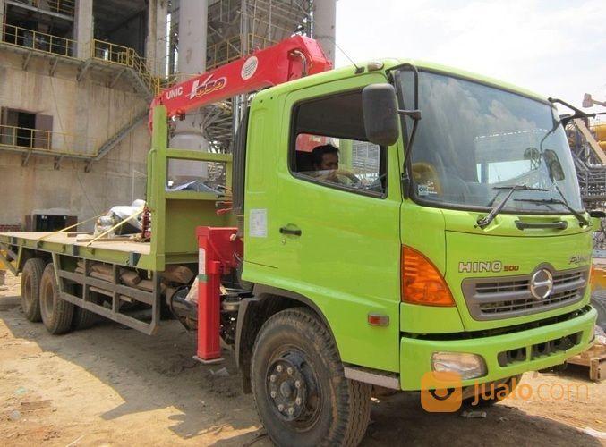 Hiab Truck Crane Kap 5 Ton (18378951) di Kota Medan