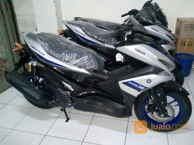 Yamaha Aerox 155 R Version (18389691) di Kota Jakarta Selatan