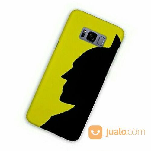 Batman Vs Pinguin Poster Samsung Galaxy S8 Custom Hard Case (18396019) di Kota Bekasi
