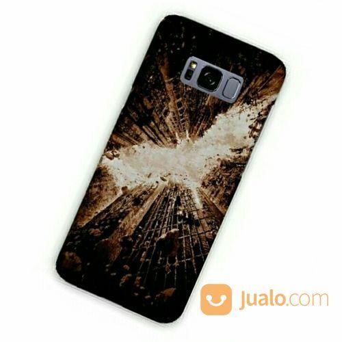 Batman The Dark Knight Rises Poster Samsung Galaxy S8 Custom Hard Case (18396047) di Kota Bekasi