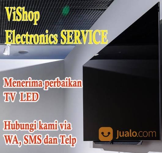 Jasa Service TV Panggilan Sekitar Bringin, Salatiga, Tuntang, Unggaran (18398631) di Kota Salatiga
